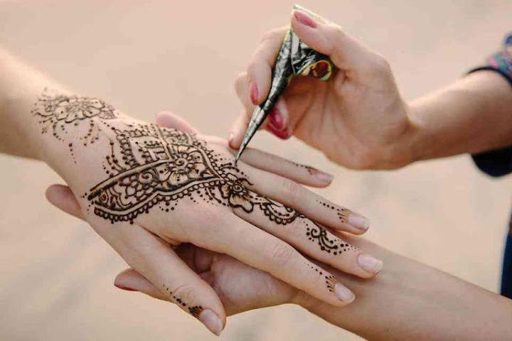 Significado De La Henna Para Las Mujeres Marroquíes Guia