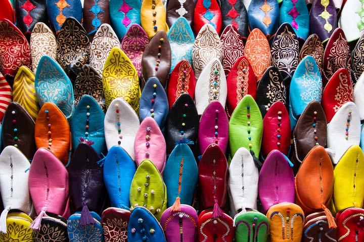 Moda Marroquí