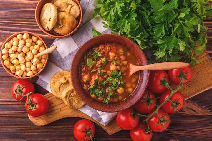 Sopa marroquí Harira - Guia Viajes Marruecos