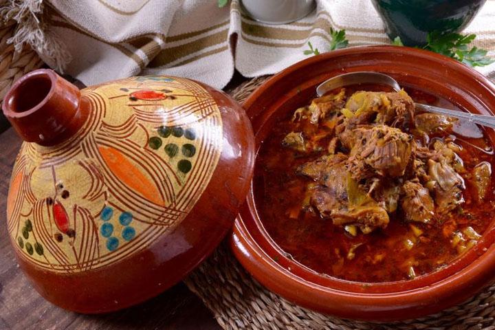 la Tangia Marrakchia