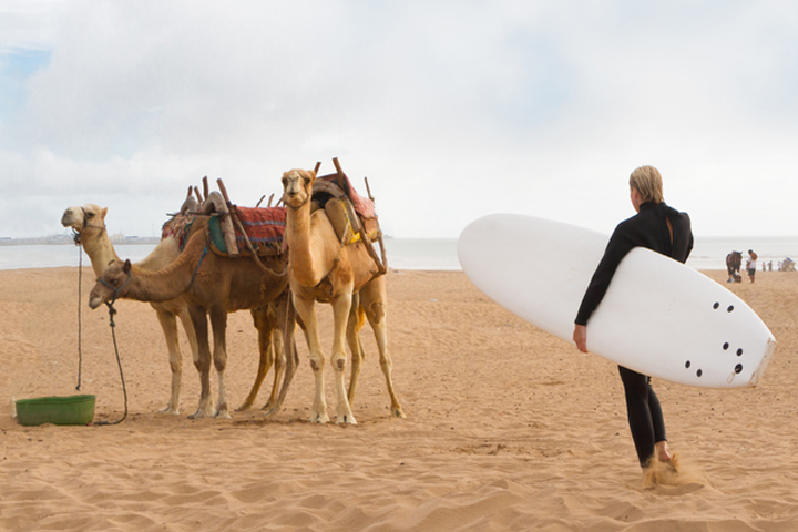 Deporte en Agadir