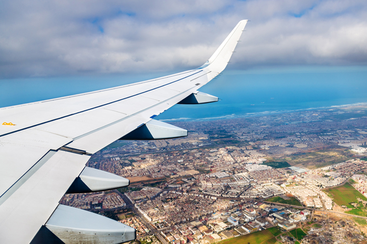 vuelos marruecos