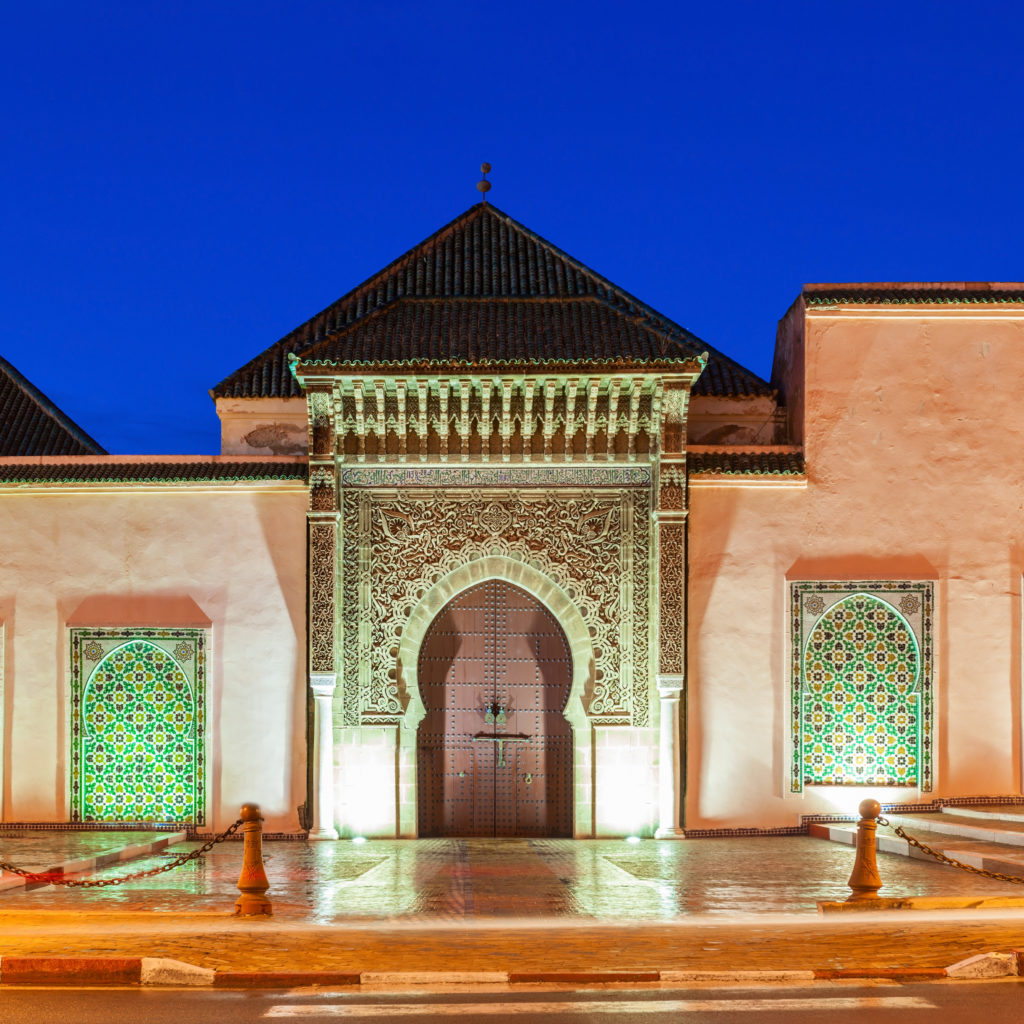 Mausoleo Mulay Ismail