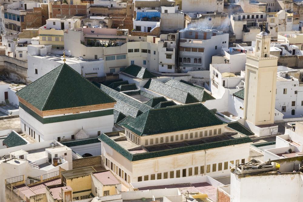 Ciudad de Moulay Idriss