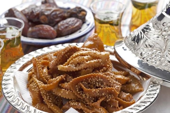 chebakia marroquí